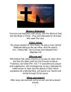 Ministry Booklet - Page 7
