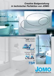 Creative Badgestaltung in technischer Perfektion von JOMO