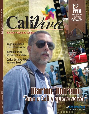 Revista CALIVIVA Edicion No. 016