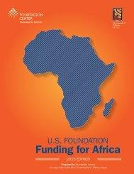 Funding for Africa