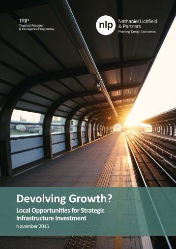 Devolving Growth?