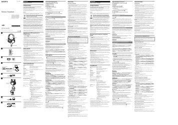 Sony DR-ZX103USB - DR-ZX103USB Istruzioni per l'uso Sloveno