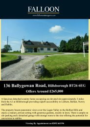 Ballygowan Road