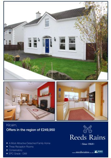 Kilcairn Offers in the region of £249,950