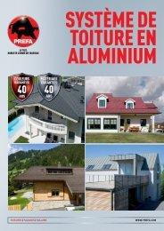 ToiTures   façades   solaire www.prefa.com - Isotosi.