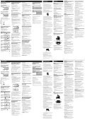Sony CFD-RS60CP - CFD-RS60CP Istruzioni per l'uso Svedese - Page 2