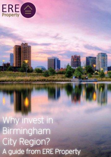Why invest in Birmingham City Region?