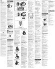 Sony ICF-C11iP - ICF-C11IP Istruzioni per l'uso Italiano - Page 2