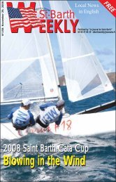 Blowing in the Wind Blowing in the Wind - St Barths Online