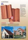 Programme des tuiles béton : Tuile Kronen - Isotosi - Page 2