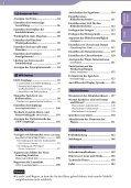 Sony NWZ-S739F - NWZ-S739F Istruzioni per l'uso Tedesco - Page 5