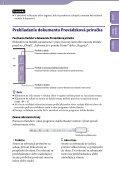 Sony NWZ-A846 - NWZ-A846 Istruzioni per l'uso Slovacco - Page 2