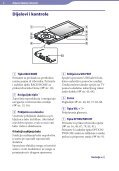 Sony NWZ-A846 - NWZ-A846 Istruzioni per l'uso Croato - Page 6