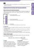 Sony NWZ-S545 - NWZ-S545 Istruzioni per l'uso Spagnolo - Page 2