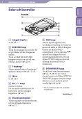 Sony NWZ-S545 - NWZ-S545 Istruzioni per l'uso Svedese - Page 5