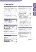 Sony NWZ-S545 - NWZ-S545 Istruzioni per l'uso Ungherese - Page 3