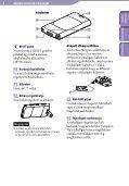Sony NWZ-S545 - NWZ-S545 Istruzioni per l'uso Ungherese - Page 6