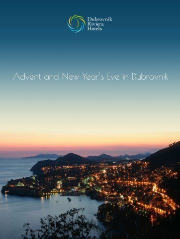 Advent and New Year's Eve in Dubrovnik