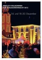 Programmheft Schlossweihnacht Bruchsal 2015 - Seite 6