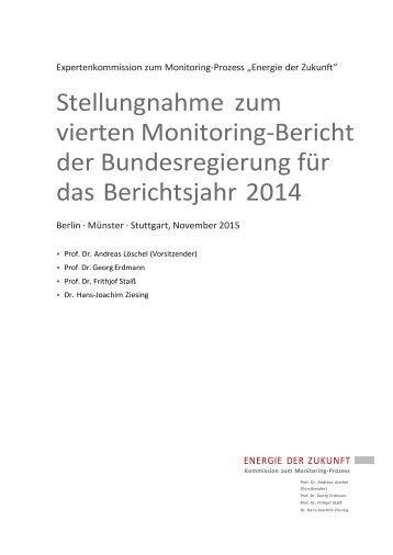 monitoringbericht-energie-der-zukunft-stellungnahme-2014,property=pdf,bereich=bmwi2012,sprache=de,rwb=true