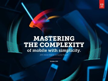 MASTERING THE COMPLEXITY