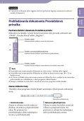 Sony NWZ-B153 - NWZ-B153 Istruzioni per l'uso Slovacco - Page 2