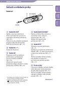 Sony NWZ-B153 - NWZ-B153 Istruzioni per l'uso Slovacco - Page 5