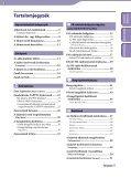 Sony NWZ-B153 - NWZ-B153 Istruzioni per l'uso Ungherese - Page 3