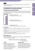 Sony NWZ-B153 - NWZ-B153 Istruzioni per l'uso Polacco - Page 2