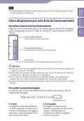 Sony NWZ-B153 - NWZ-B153 Istruzioni per l'uso Spagnolo - Page 2