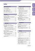 Sony NWZ-B153 - NWZ-B153 Istruzioni per l'uso Portoghese - Page 3