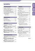 Sony NWZ-E444 - NWZ-E444 Istruzioni per l'uso Turco - Page 3
