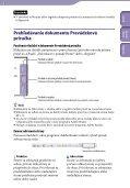 Sony NWZ-E444 - NWZ-E444 Istruzioni per l'uso Slovacco - Page 2