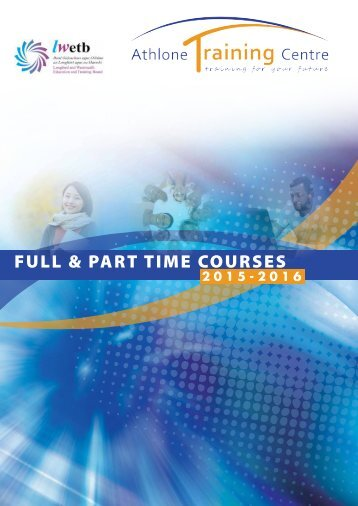 FULL & PART TIME COURSES