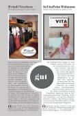 """Magazin """"Gut gekauft!"""" der Werbegemeinschaft Lamprechtshausen - Seite 4"""