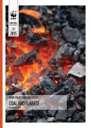 COAL AND CLIMATE