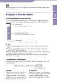 Sony NWZ-B152F - NWZ-B152F Istruzioni per l'uso Rumeno - Page 2