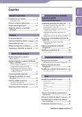 Sony NWZ-B152F - NWZ-B152F Istruzioni per l'uso Rumeno - Page 3