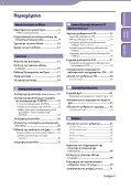 Sony NWZ-B152F - NWZ-B152F Istruzioni per l'uso Greco - Page 3