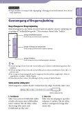 Sony NWZ-B152F - NWZ-B152F Istruzioni per l'uso Danese - Page 2