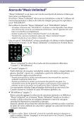 Sony NWZ-E463K - NWZ-E463K Istruzioni per l'uso Spagnolo - Page 3