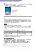 Sony NWZ-E463K - NWZ-E463K Istruzioni per l'uso Tedesco - Page 5