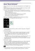 Sony NWZ-A864 - NWZ-A864 Istruzioni per l'uso Inglese - Page 3