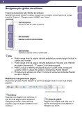 Sony NWZ-B142 - NWZ-B142 Istruzioni per l'uso Rumeno - Page 2