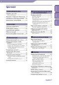 Sony NWZ-B142 - NWZ-B142 Istruzioni per l'uso Polacco - Page 3