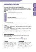 Sony NWZ-B142 - NWZ-B142 Istruzioni per l'uso Tedesco - Page 2
