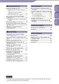 Sony NWZ-E435F - NWZ-E435F Istruzioni per l'uso Greco - Page 5