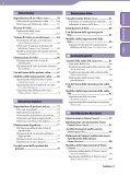 Sony NWZ-A844 - NWZ-A844 Istruzioni per l'uso Italiano - Page 4