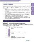 Sony NWZ-S616F - NWZ-S616F Istruzioni per l'uso Rumeno - Page 2