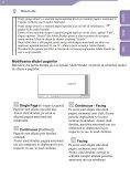 Sony NWZ-S616F - NWZ-S616F Istruzioni per l'uso Rumeno - Page 3